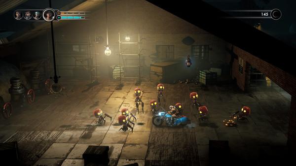 Скриншот №10 к Steel Rats™