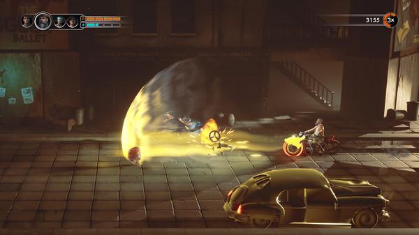 Скриншот №12 к Steel Rats™
