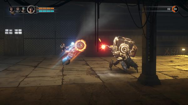 Скриншот №7 к Steel Rats™