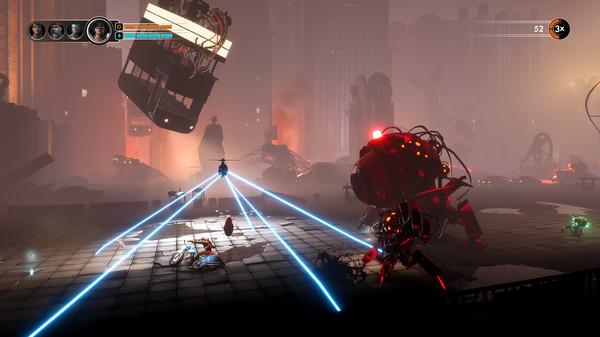 Скриншот №9 к Steel Rats™