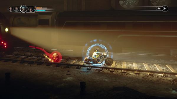 Скриншот №3 к Steel Rats™