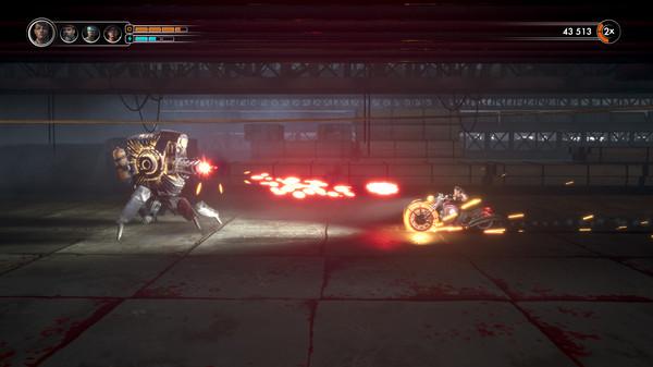 Скриншот №18 к Steel Rats™