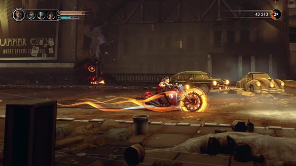 Скриншот №16 к Steel Rats™