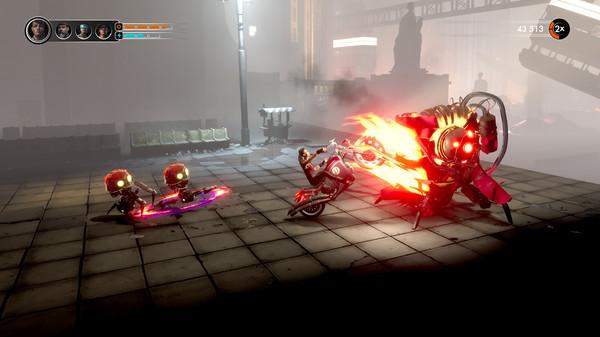 Скриншот №14 к Steel Rats™
