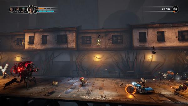 Скриншот №11 к Steel Rats™