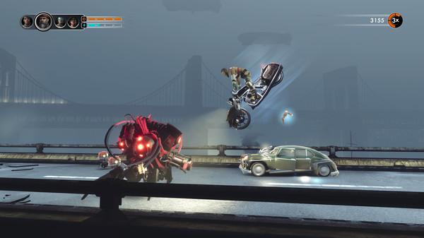 Скриншот №5 к Steel Rats™