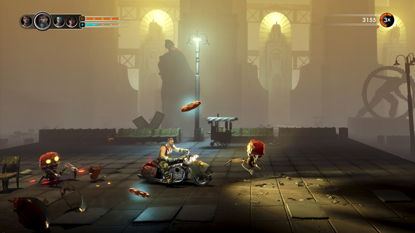 Скриншот №6 к Steel Rats™