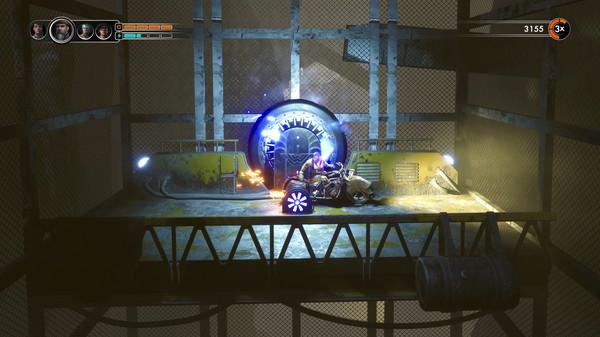 Скриншот №17 к Steel Rats™