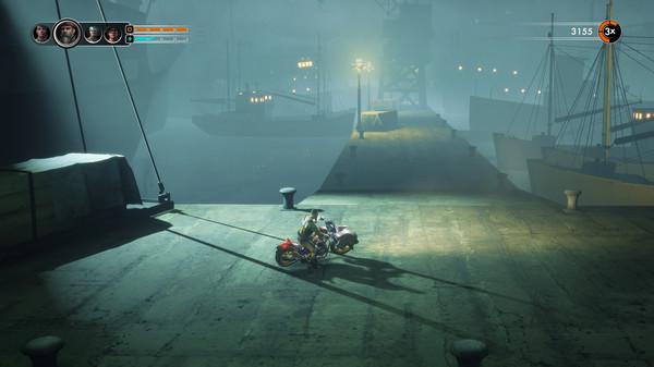 Скриншот №4 к Steel Rats™