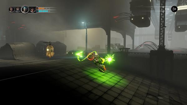 Скриншот №1 к Steel Rats™
