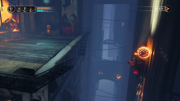 Скриншот №15 к Steel Rats™