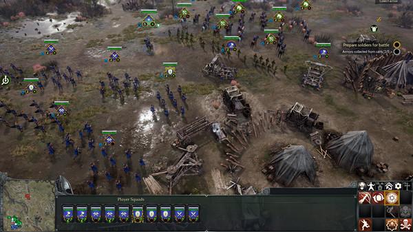 Ancestors Legacy screenshot