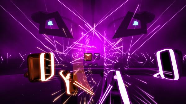 Скриншот №2 к Beat Saber