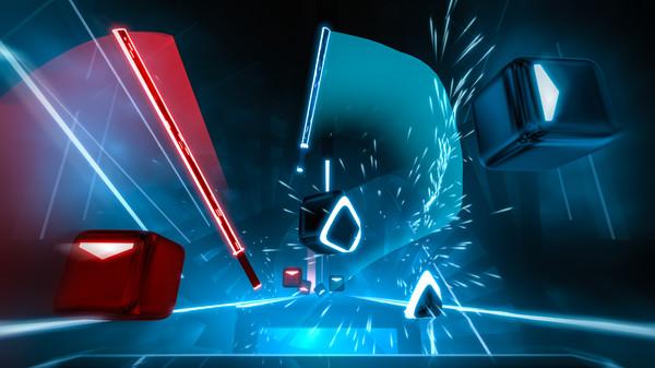 Скриншот №1 к Beat Saber