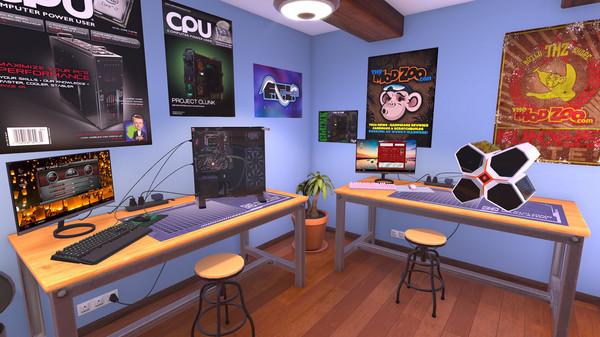 Скриншот №7 к PC Building Simulator