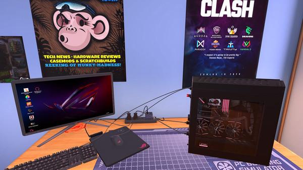 Скриншот №2 к PC Building Simulator