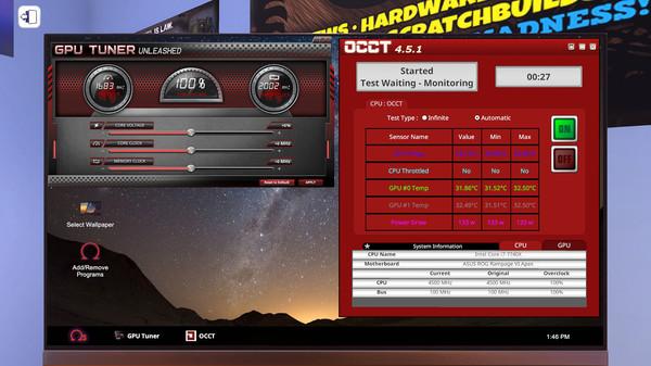 Скриншот №8 к PC Building Simulator