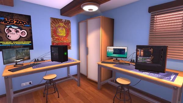 Скриншот №12 к PC Building Simulator