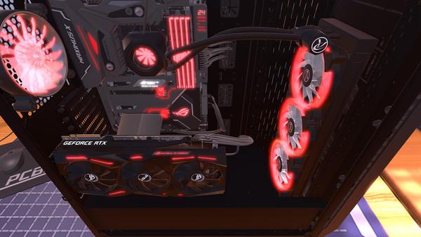 PC 제작 시뮬레이터