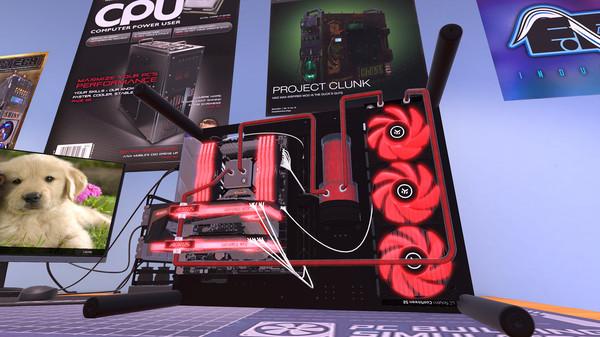 Скриншот №3 к PC Building Simulator