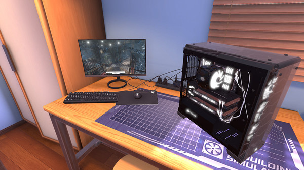 Скриншот №11 к PC Building Simulator