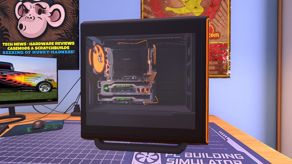 Скриншот №9 к PC Building Simulator