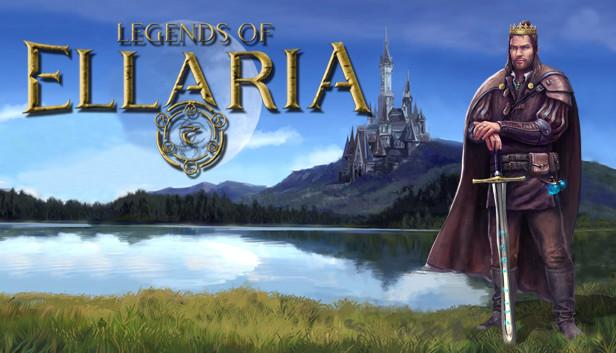 Legends of Ellaria sur Steam