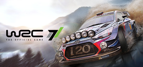 WRC 7 FIA World Rally Championship Cover Image