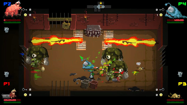 Freaky Awesome V1 0 1 02 Multijugador Online Steam Cooperativo