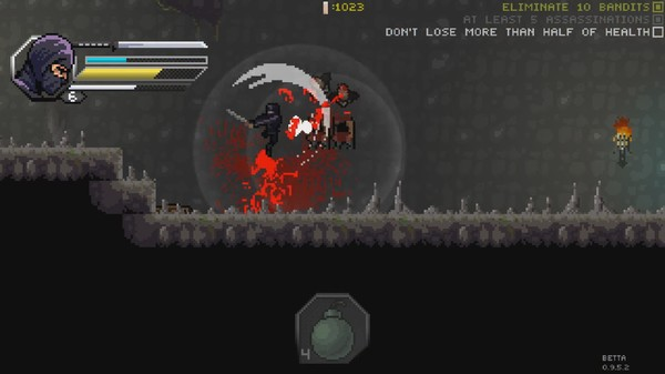 Within the Blade Screenshot 2