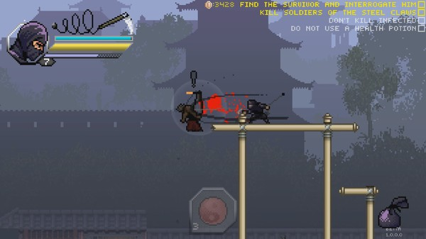 Within the Blade Screenshot 20