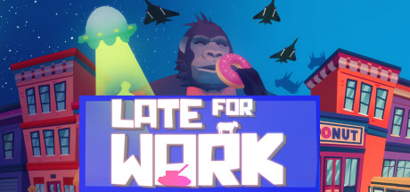 Late For Work Cover Image