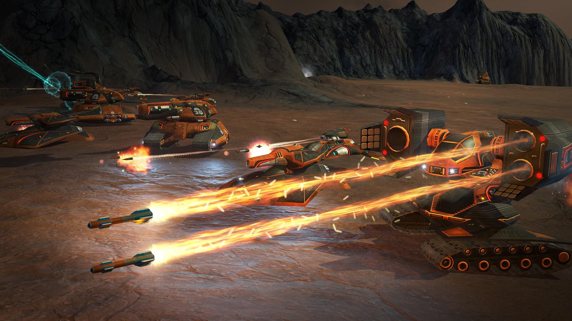 Battlezone: Combat Commander screenshot 2