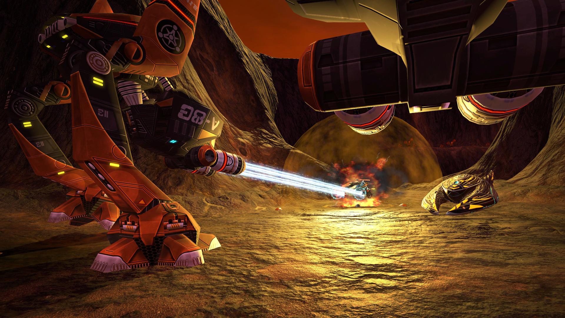 Battlezone: Combat Commander screenshot 1