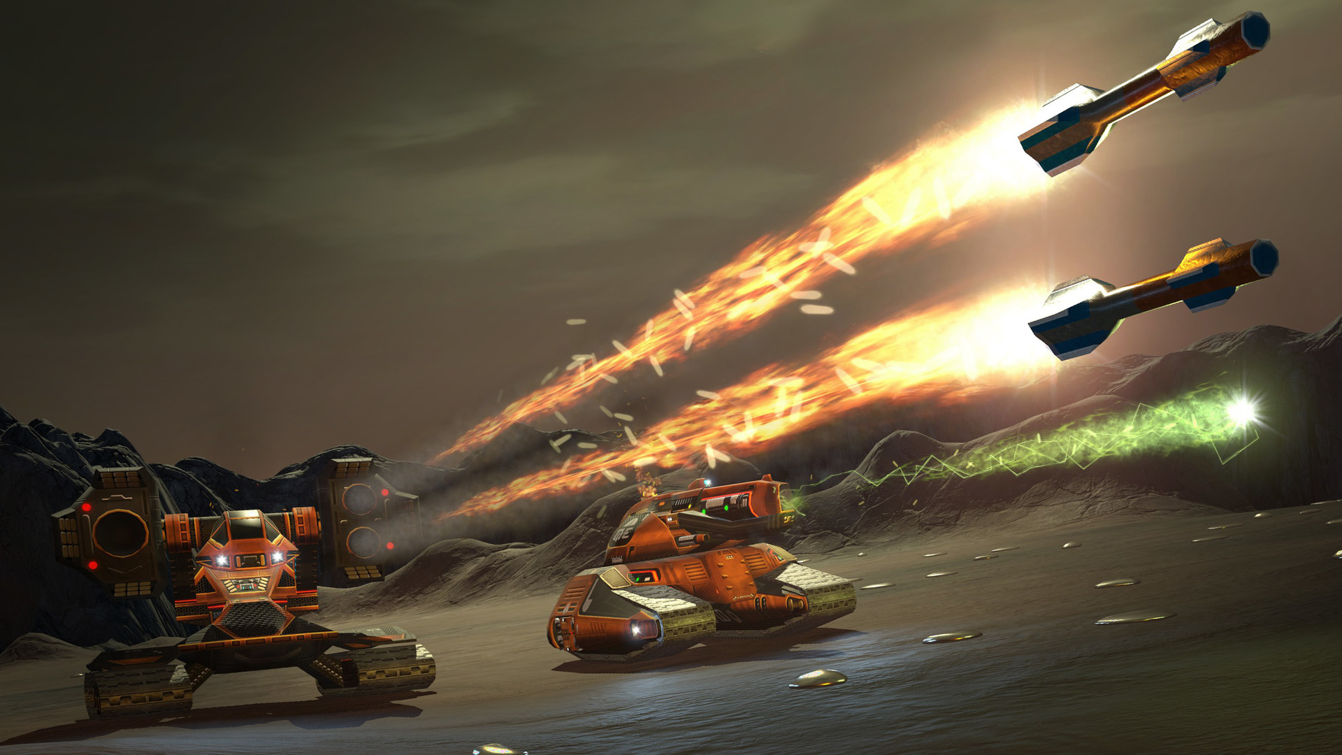 Battlezone: Combat Commander screenshot 3