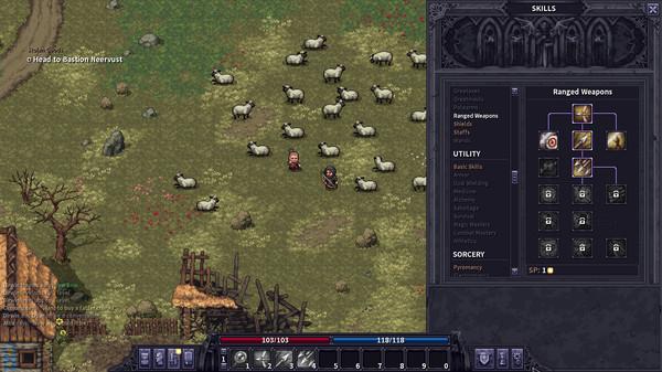 Скриншот №12 к Stoneshard