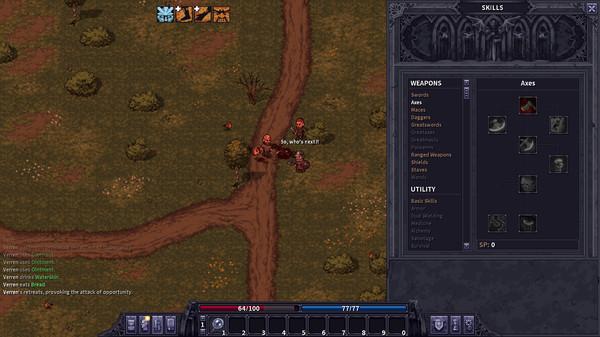 Скриншот №13 к Stoneshard