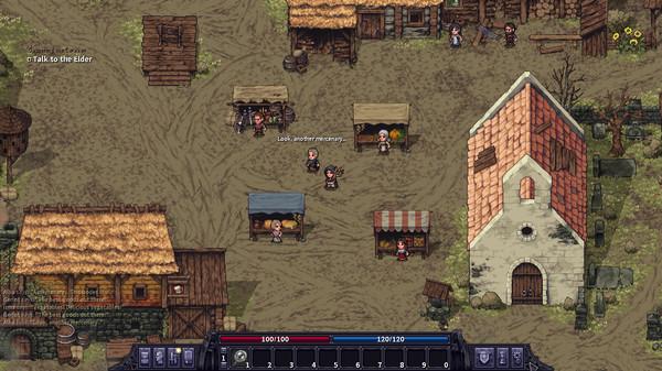 Скриншот №10 к Stoneshard