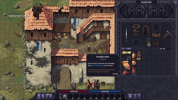 Скриншот №3 к Stoneshard