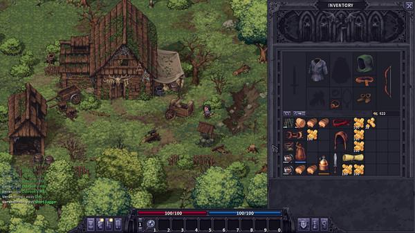 Скриншот №4 к Stoneshard
