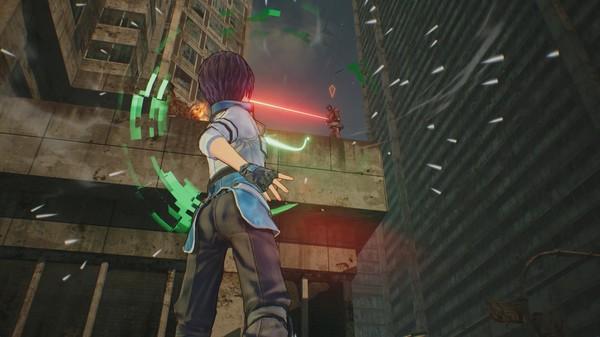 Скриншот №2 к Sword Art Online Fatal Bullet