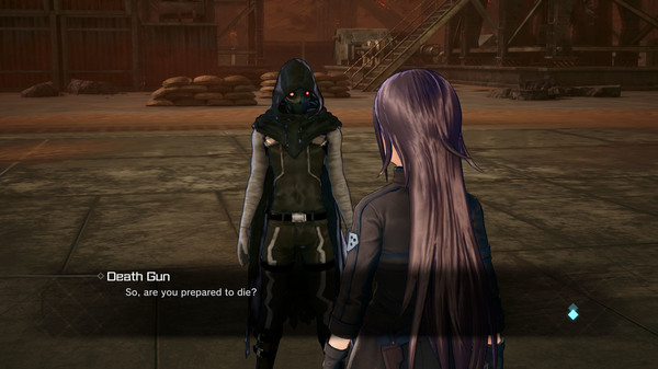 Скриншот №9 к Sword Art Online Fatal Bullet
