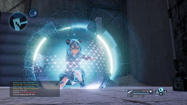 Скриншот №8 к Sword Art Online Fatal Bullet