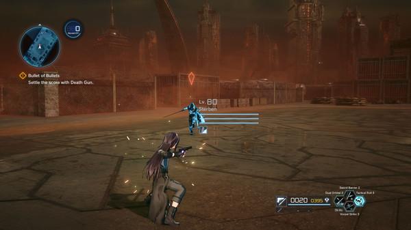 Скриншот №10 к Sword Art Online Fatal Bullet