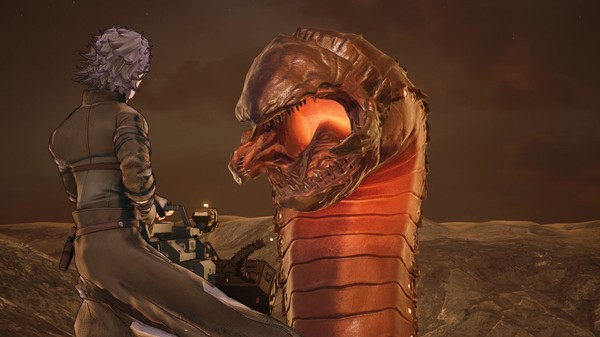 Скриншот №4 к Sword Art Online Fatal Bullet