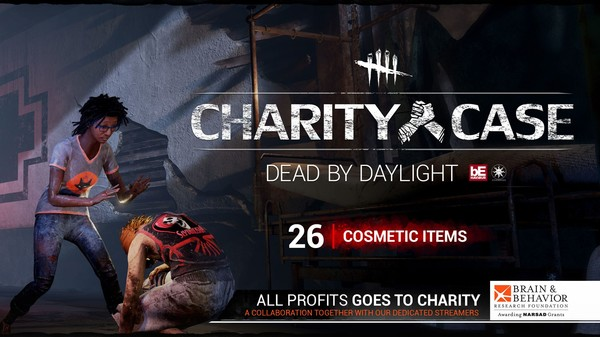 Скриншот №1 к Dead by Daylight - Charity Case