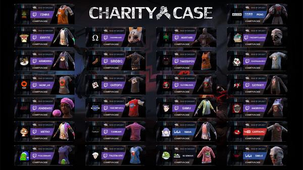 Скриншот №2 к Dead by Daylight - Charity Case