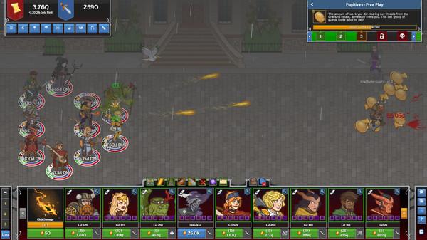 Скриншот №4 к Idle Champions of the Forgotten Realms