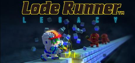 Lode Runner Legacy Cover Image