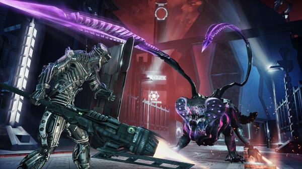 Скриншот №2 к Hellpoint